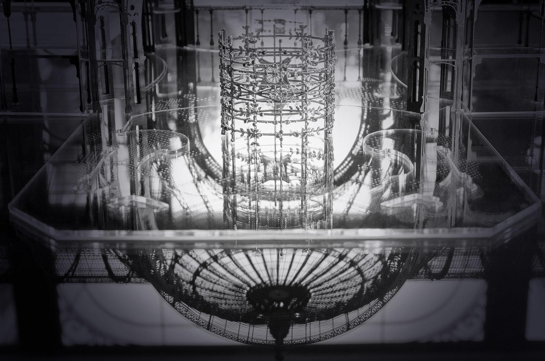 Manchette du Grand Palais par Irene Paris