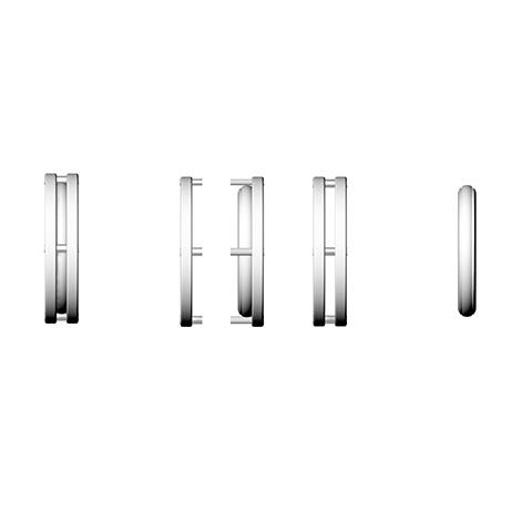 Montage d'anneaux sur-mesure par Irene Paris