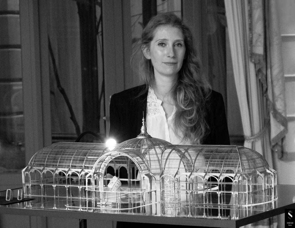 Marie Genon - Irène Paris